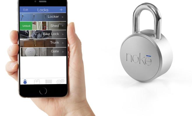 Image result for noke lock