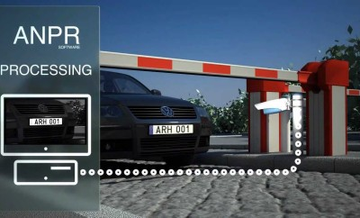 Automatic Number Plate Recognition (ANPR) Car Park Management