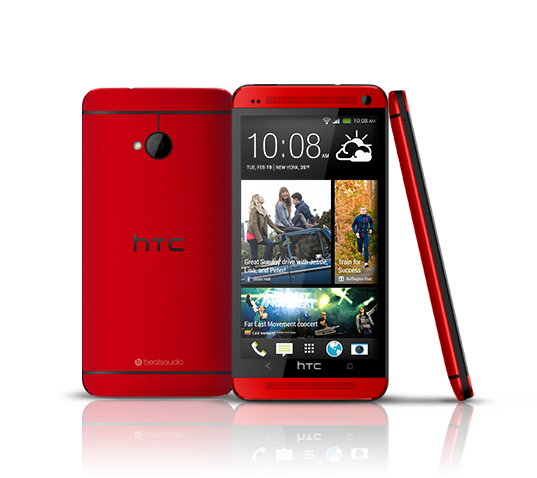 HTC One M7 Smartphone