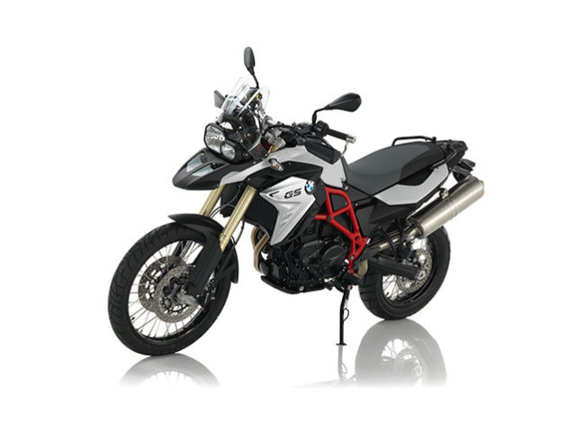 BMW F 800 GS bike