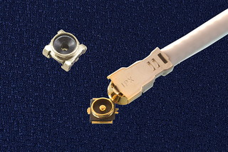 Micro-RF-Coax-Connector