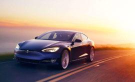 Tesla Model S (P100D)