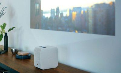 Sony-Portable-ultra-short-focus-projector