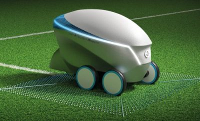 Nissan-Pitch-R-Soccer-Pitch-Marking-Robot