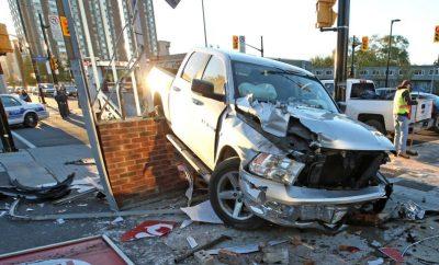 Crash a Rental Car