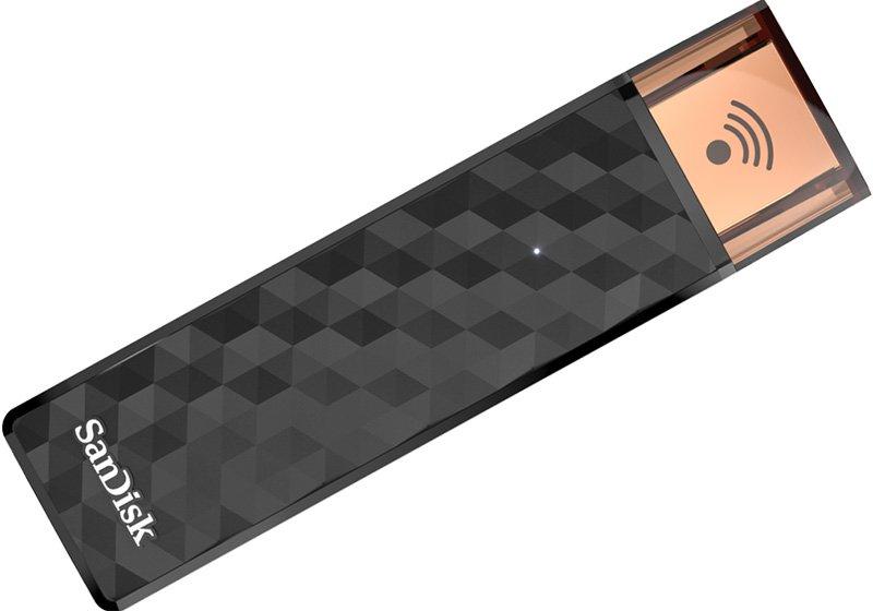 Stick Mobile Storage with New Wireless