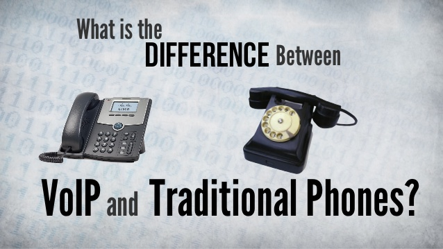 The Difference Between Regular Phone Systems and VoIP