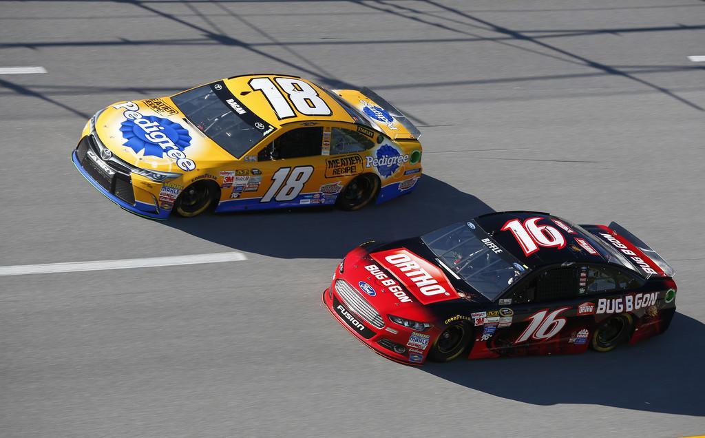NASCAR Teams Prep