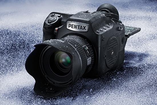 Pentax-645Z Digital SLR Camera