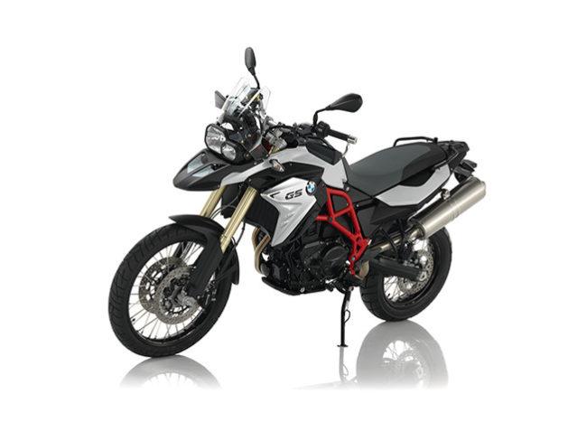BMW F 800 GS bike