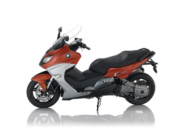 BMW C 650 sport Scooter