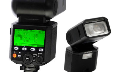 Fujifilm EF-X500 Hot-shoe mount flash