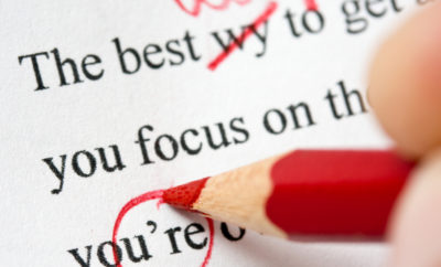 Proofread Articles Faster