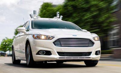 Autonomous vehicles