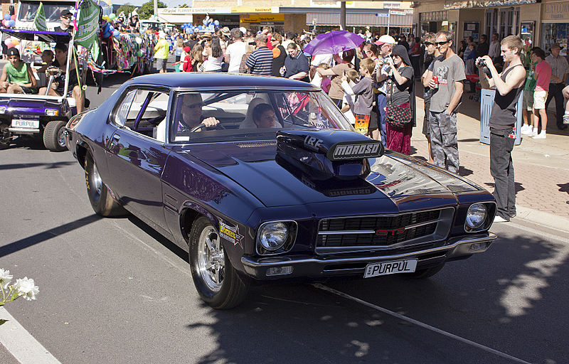 Modified Holden HQ Monaro GTS
