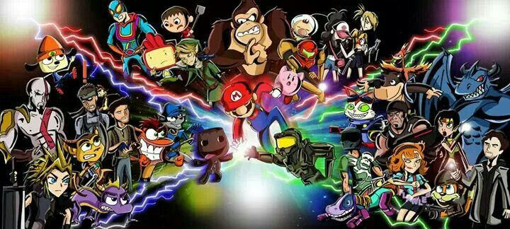 crossovers games