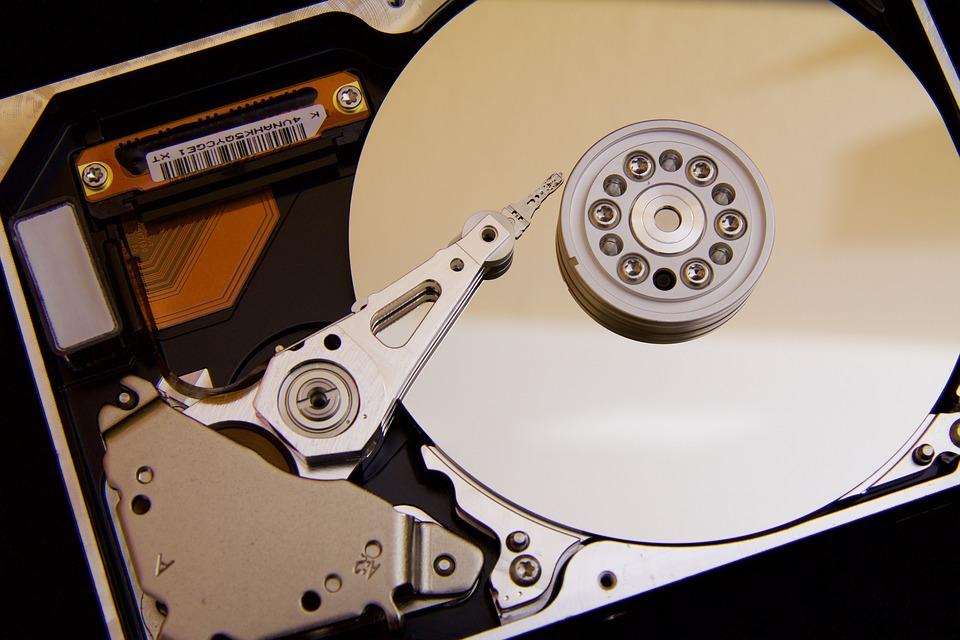 disc reader