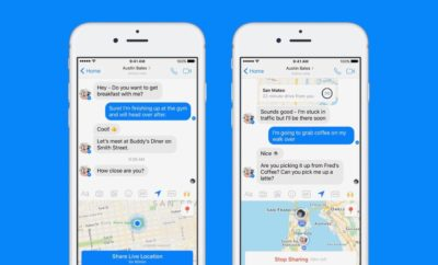 facebook-messenger-live-location
