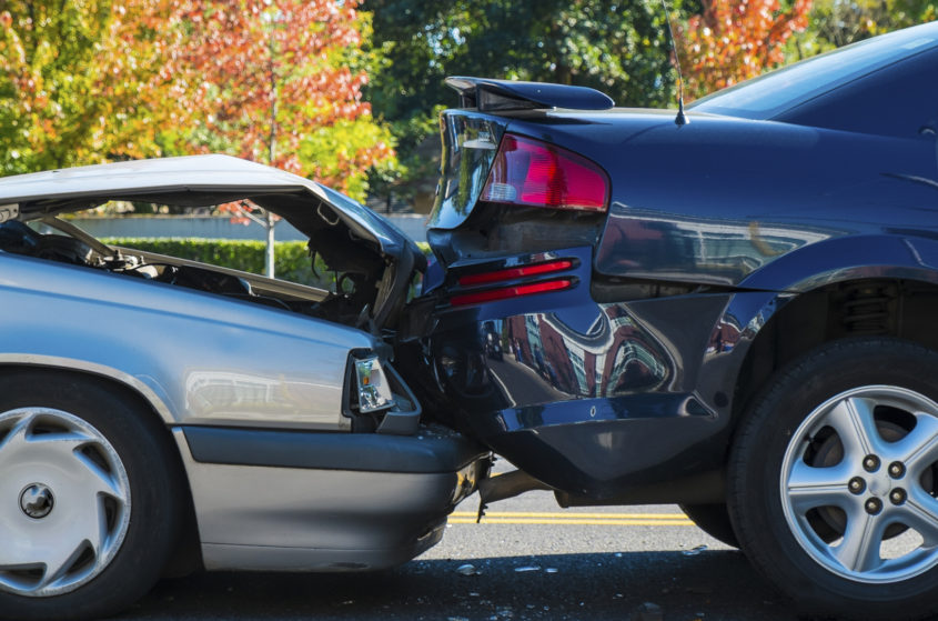 Avoiding a Driving Accident
