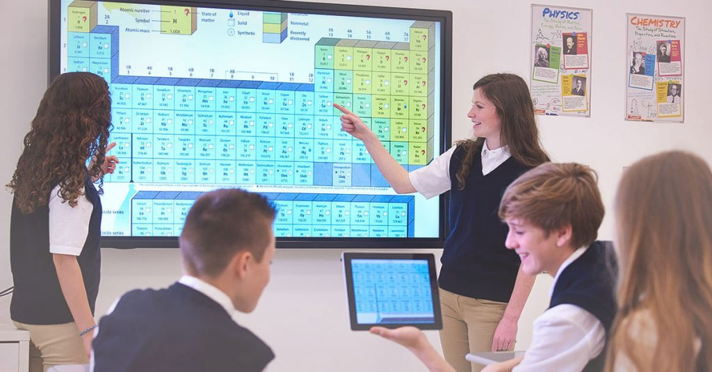 How technology has transformed teaching