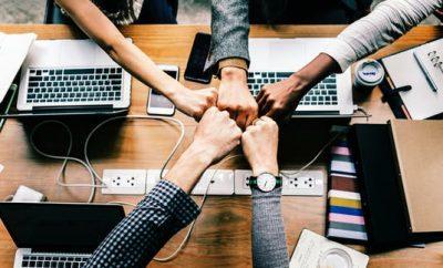 Employees Feel Like A Team