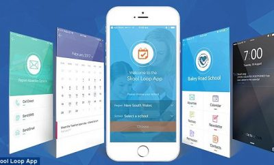 School Communication App