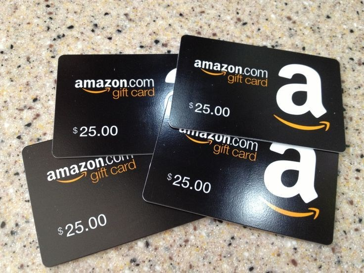 BecomeGamer Amazon gift card